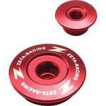 _Zeta Yamaha WR 250 F 01-02 WR 250 R/X 07-17 YZ 250 F 01-13 Engine Plugs Red | ZE89-1410 | Greenland MX_
