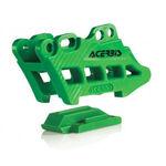 _Acerbis 2.0 Kawasaki KX 250/450 F 09-16 Chain Guide Green | 0017950.130 | Greenland MX_