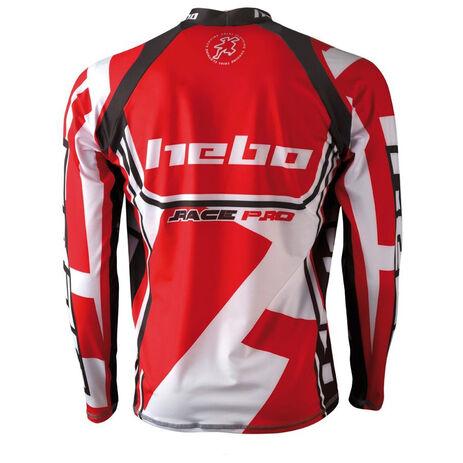 _Hebo Trial Race Pro II Jersey Red   HE2172R   Greenland MX_
