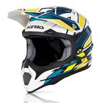 _Acerbis Impact Helmet Yellow/Blue | 0021593.274.00P | Greenland MX_