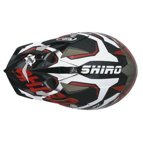 _Casco Shiro MX-917 Thunder Rojo   977-09   Greenland MX_