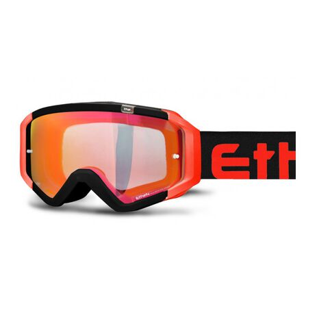 _Ethen Top Goggles Black/Red | MX0509 | Greenland MX_