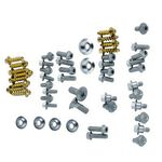 _Ktm Full Plastics Fastener Kits EXC 08-11 | BO-KTM-0810EX | Greenland MX_