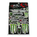 _Adhesivos Variados Monster 4MX | 01KITA606 | Greenland MX_