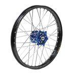 _Talon-Excel Kawasaki KX 80/85/100 98-13 19 x 1.60 Front Wheel Blue-Black | TW730GBLBK | Greenland MX_