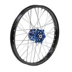 _Talon-Excel Kawasaki KX 80/85/100 98-13 19 x 1.60 Front Wheel Blue-Black | TW730GBLBK | Greenland MX_