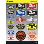 _Thor Heritage Sticker Pack | 4320-1572 | Greenland MX_