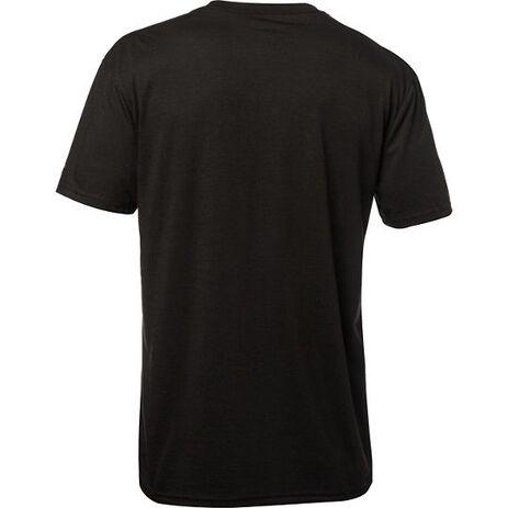 _Fox Red, White and True T-shirt Black | 20724-001-P | Greenland MX_