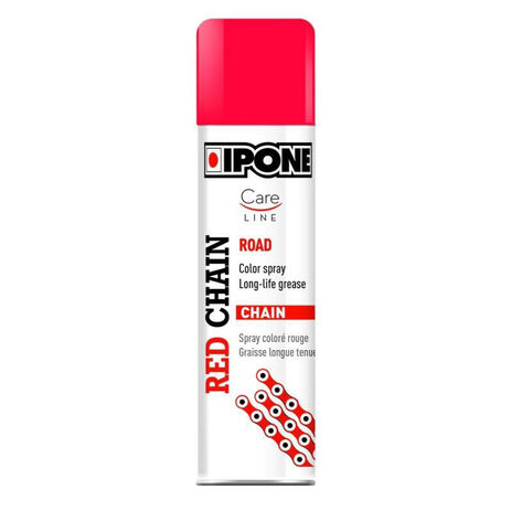 _Ipone Lubrifiant Chaine 250 ml Rouge | 800643 | Greenland MX_