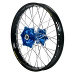 _Talon-Excel Yamaha YZ 250 F 04-.. YZ 450 F 09-.. 19 x 1.85 rear wheel blue-black   TW674NBLBK   Greenland MX_