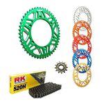_Transmission Kit KTM EXC/SX 83-.. Husq FC/FE 14-.. RK-Gnerik Alum-Gnerik | KT-C117 | Greenland MX_