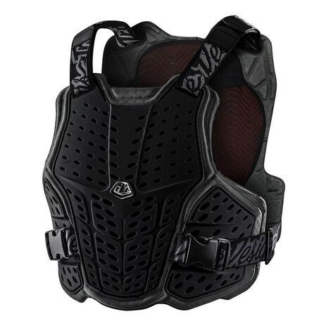 _Troy Lee Designs Rockfight CE Flex Chest Protector Black | 586003001-P | Greenland MX_