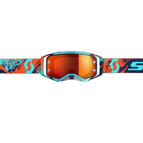 _Scott Prospect Goggles Blue/Orange | 2681781454280 | Greenland MX_