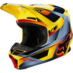 _Casco Fox V1 Motif | 21775-005-P | Greenland MX_