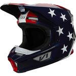_Fox V1 Ultra Helmet   26573-574   Greenland MX_