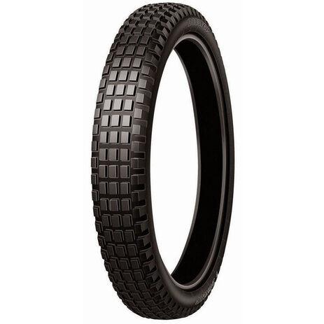 _Dunlop Trial D803F GP 80/100/21 51M TT Tire | 634414 | Greenland MX_