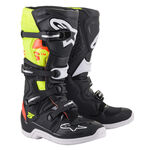 _Alpinestars Tech 5 Boots Black/Red/ Yelloww | 2015015-1355 | Greenland MX_