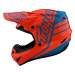 _Troy Lee GP Helmet Silhouette | 10375702-P | Greenland MX_