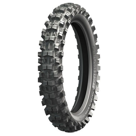 _Michelin Starcross 5 57M 100/90/19 Tyre Soft | 162418 | Greenland MX_