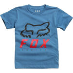 _Fox Heritage Forger Kid T-Shirt Blue | 21227-157-KP | Greenland MX_