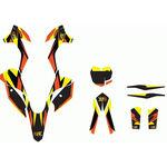 _Kit Decal KTM Gravity SX 125/150 15 SX 250 13-16 | 78908990100 | Greenland MX_