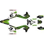 _Kawasaki KX 450 F 12-15 Full Sticker Kit Eli Tomac | SK-KX4501215ET-P | Greenland MX_