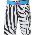 _Fox Vegas Stretch Boardshort Black/White | 23037-018 | Greenland MX_