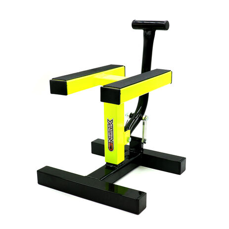 _Gnerik Lift Stand EVO Black/Fluo Yellow | GK-CEV002 | Greenland MX_