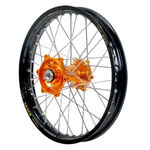 _Talon-Excel KTM SX/SXF 12-.. Husqv. FC/TC 16-.. 19 x 2.15 (25 MM Axe) Rear Wheel Orange/Back | TW693PORBK | Greenland MX_