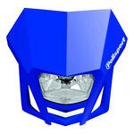 _Polisport LMX Headlight Blue | 8657600005 | Greenland MX_