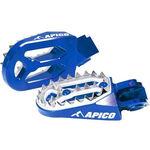 _Apico Pro-bite Husqvarna FC 16-.. KTM SX-F 16-.. Enduro Footpegs | AP-FPROKTM16BL-P | Greenland MX_