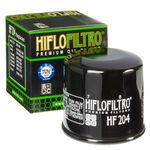 _Hiflofiltro Kawasaki KFX 700 04-09 Oil Filter | HF204 | Greenland MX_