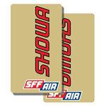 _Tj vinyl fork protectors showa SFF Air | TJFSSHSFF | Greenland MX_