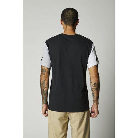 _Fox Paddox Contrast T-Shirt | 26993-001-P | Greenland MX_