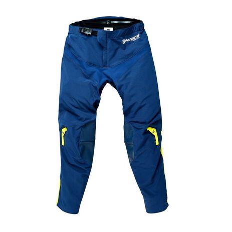 _Husqvarna Gotland Pants Blue   3HS200005500   Greenland MX_