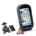 _Givi Universal Smartphone Holder 81x160 mm | S957B | Greenland MX_
