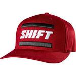 _Shift 3Lack Label Hat Red   19350-208-P   Greenland MX_
