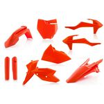 _Acerbis KTM SX 125/150 16-18 SX 250 17-18 SX-F 16-18 Plastic Full Kit | 0021741.011.016-P | Greenland MX_