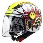 _LS2 Funny Mini OF602 Crunch Youth Helmet | 306022154-P | Greenland MX_