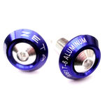 _Bar end Plug  eta 29 mm Blue | ZE48-7007 | Greenland MX_