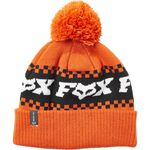 _Fox Overkill Beanie Orange | 23687-456 | Greenland MX_