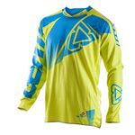 _Jersey Leatt GPX 4.5 Lite Lime/Blue | LB5017910500-P | Greenland MX_