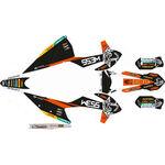 _KTM EXC/EXC-F 2020 Full Sticker Kit WESS | SK-KTEXC20WSBKOR-P | Greenland MX_
