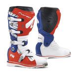 _Forma Terrain TX Boots White/Red/Blue | FORC350-981011 | Greenland MX_