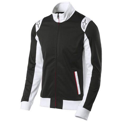 _Alpinestars Spa Track Jacket Black   1015-11006-10   Greenland MX_
