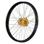 _Talon-Excel Kawasaki KX 125/250 04-08 KX 250/450 F 04-..21 x 1.60 A60 Gold-black | TW776DGBK | Greenland MX_