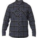 _Fox Traildust Flannel Shirt Midnight   23826-329   Greenland MX_