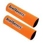 _Neoprene fork seal savers Short orange   SS-0004   Greenland MX_