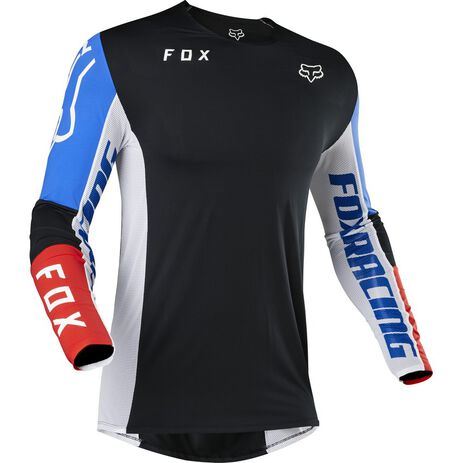 _Fox Flexair Honr Jersey Black | 24539-001 | Greenland MX_