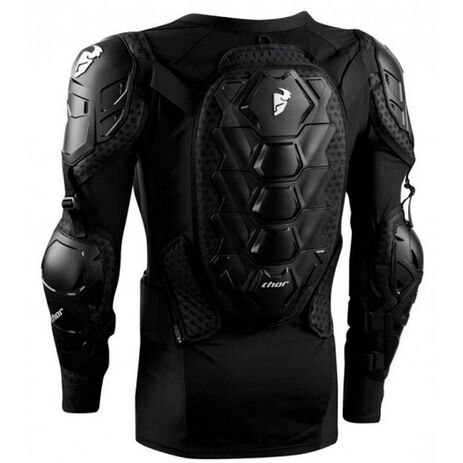 _Thor Sentry XP Body Protector Black | 2701-073P | Greenland MX_